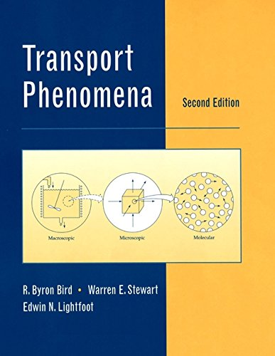 Transport Phenomena.