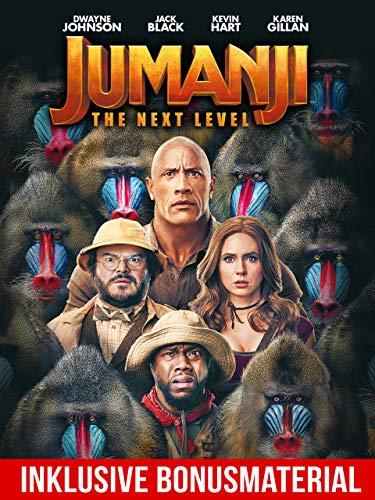 Jumanji: The Next Level (inkl. Bonusmaterial) [dt./OV]