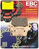 EBC Brakes FA436HH Disc Brake Pad Set, black, medium