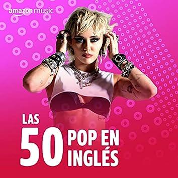 Las 50 Pop en Inglés