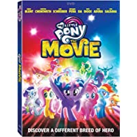 My Little Pony: The Movie on DVD