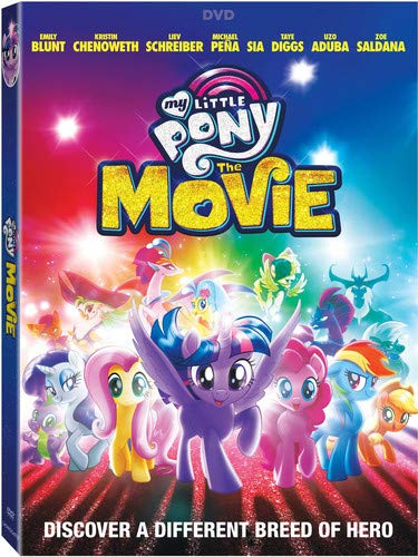 My Little Pony: The Movie [DVD]