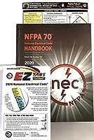 NEC 2020 ハンドブック (ハードカバー) Ez カラータブとBBI 住宅用粗さ付き 2020年