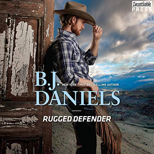 Page de couverture de Rugged Defender