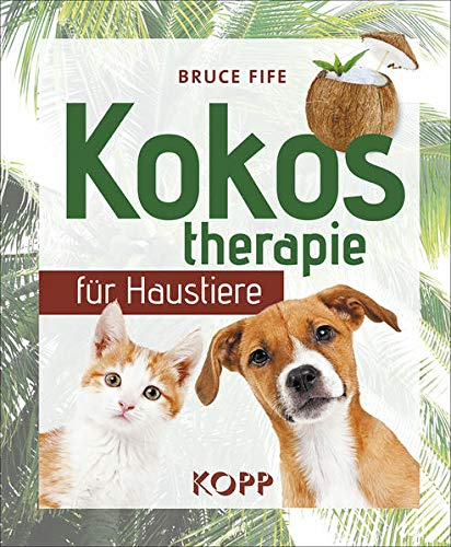 Kokostherapie für Haustiere