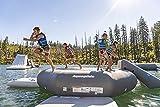 AQUAGLIDE Ricochet Bouncer 12.0 Aquapark Inflatable Trampoline, 12', Multicolor