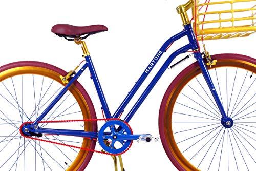 Buy Martone Cycling Co. Bergen 3 Gear Step-Thru V3 Bicycle, Multicolor