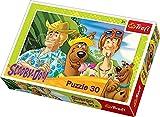 TREFL Puzzle 30 Scooby Doo de Vacaciones (Importado)