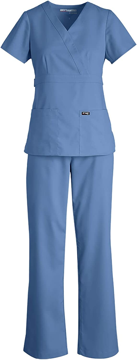 Grey's Anatomy Bundle – 3 Pocket Medical List price with Online limited product 5 Pant Top
