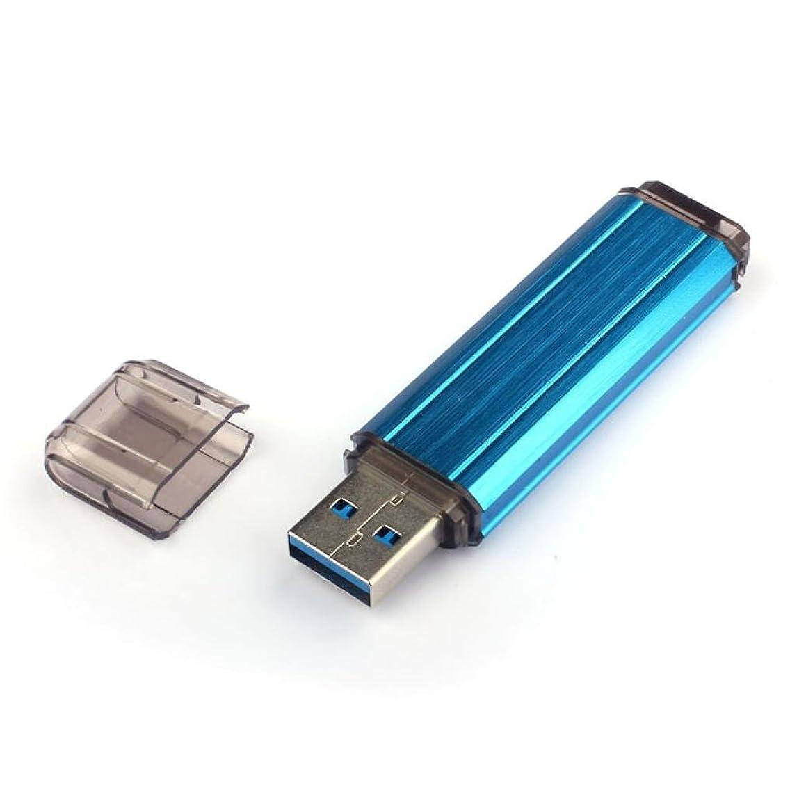 Womail 8/16/32/64/128/256GB High Speed Metal USB3.0 Flash Storage Memory Stick (256GB)