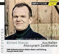 Richard Strauss: Tone Poems, Vol. 3 by SWR Sinfonieorchester Baden-Baden und Freiburg