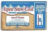 29x29 Aspen Snow-Cool Premier Cooler Pad