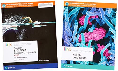 Campbell. Biologia. concetti e collegamenti plus. Corpo umano. Per le Scuole superiori. Con e-book. Con espansione online