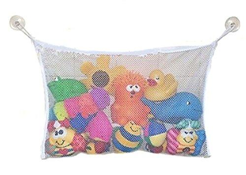 dngdom bagno giocattolo Tasch deposito di giocattolo in rete con 2Ventose supplementari