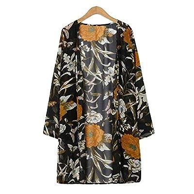 blinkie Fashion Blazer Sheer Beachwear Cover-up Bikini Kimono Cardigan Bandage