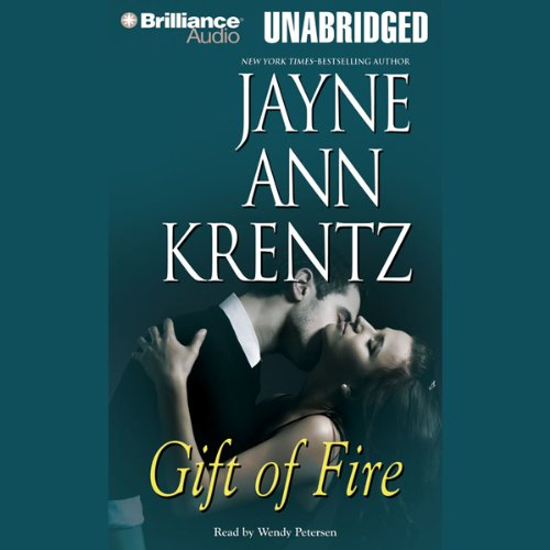 Gift of Fire audiobook cover art