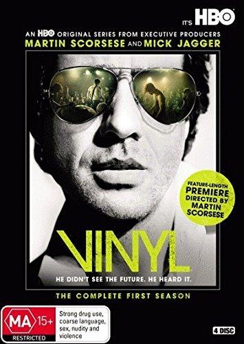 Vinyl Stg.1 (Box 4 Dvd)