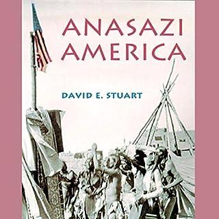 Anasazi America audiobook cover art