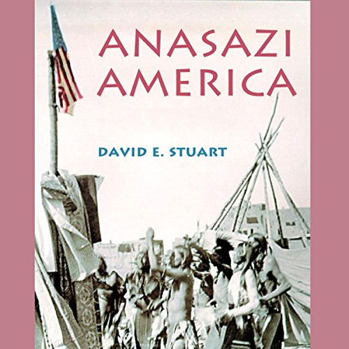 Anasazi America audiobook cover art