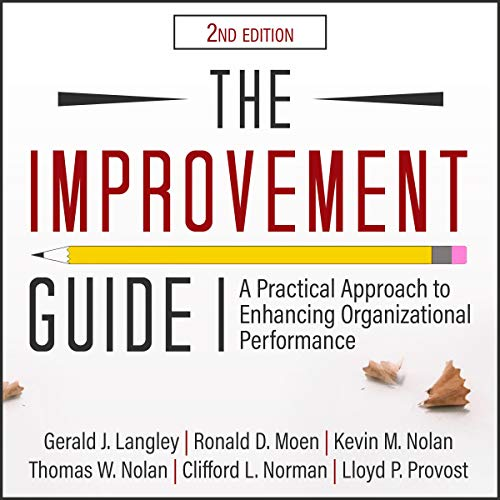 The Improvement Guide audiobook cover art