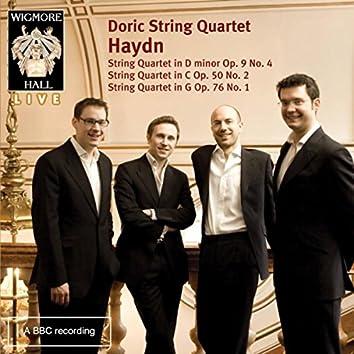 Haydn String Quartets (Wigmore Hall Live)