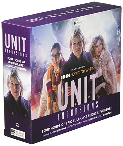 UNIT - The New Series: 8. Incursions