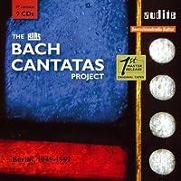 Rias Bach Cantatas Project by JOHANN SEBASTIAN BACH (2012-04-24)