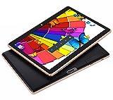 Bestenme Negro 9.7 pulgadas Tablet Octa Core 4 GB RAM Bluetooth ROM 64 GB 8.0MP 3G Dual SIM tarjeta llamada teléfono Tablets PC Android 5.1 GPS electrónica 7 8 9 10