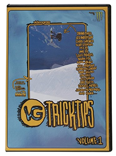 Videograss VG Trick Tips Snowboard DVD
