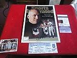 Cal Ripken Jr. Autographed Signed Sports Illustrated Mag December 1995 JSA COA Unused Ticket