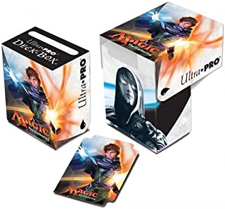 Magic: the Gathering - MTG Magic Origins Planeswalker Jace Beleren Vertical Deck Box