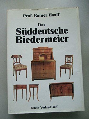 Das Süddeutsche Biedermeier 1991 Möbel