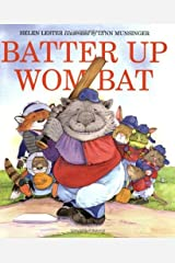Batter Up Wombat Kindle Edition