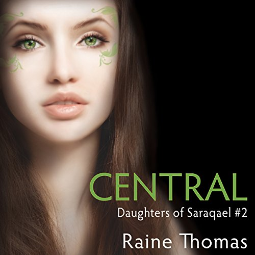 Central audiobook cover art