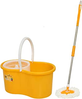 Flexy Easy Wring Magic 360 spin Cleaning Mop Set