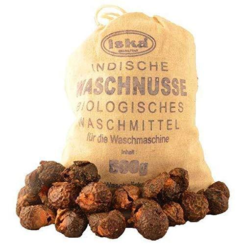 Nueces de lavado Jabón natural 250 gramos
