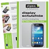 dipos I 6X Schutzfolie matt kompatibel mit Samsung Galaxy Grand Neo Plus Folie Bildschirmschutzfolie