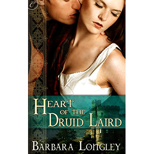 Heart of the Druid Laird audiobook cover art