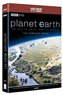 Planet Earth: The Complete Series  [HD DVD] (B000SKLI2G) | Amazon price tracker / tracking, Amazon price history charts, Amazon price watches, Amazon price drop alerts
