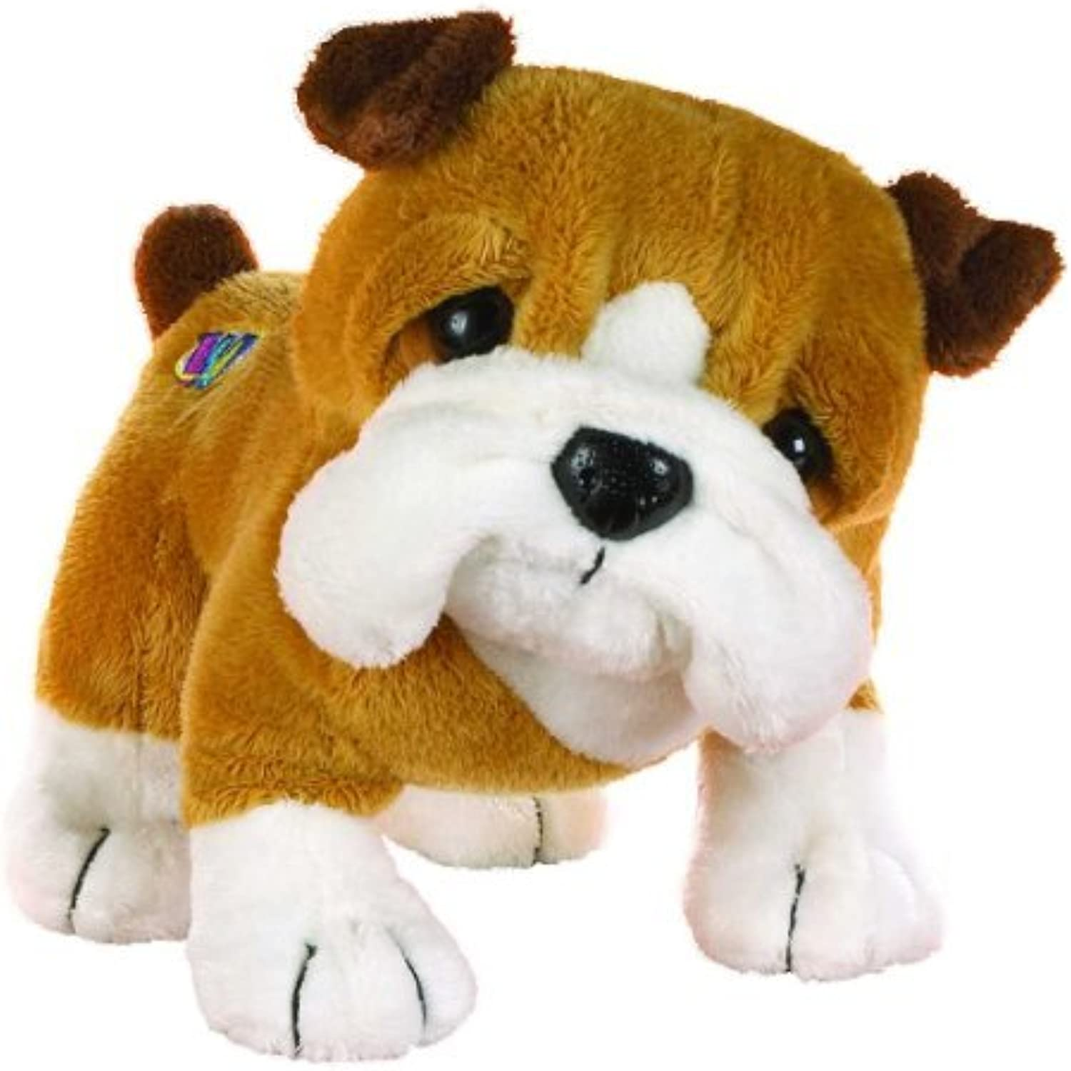 venta caliente Webkinz Bulldog Bulldog Bulldog Plush Juguete with Sealed Adoption Code by Webkinz  soporte minorista mayorista