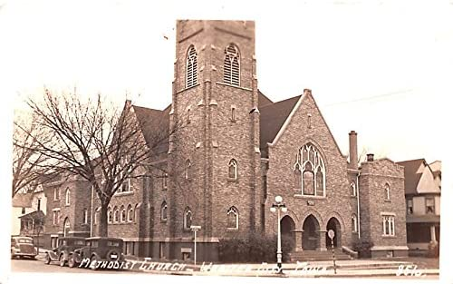 Genuine Methodist Church Webster Max 87% OFF City Iowa postcard