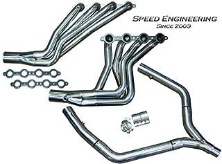 LS1 Camaro & Firebird Longtube Headers & Y-Pipe (1 7/8