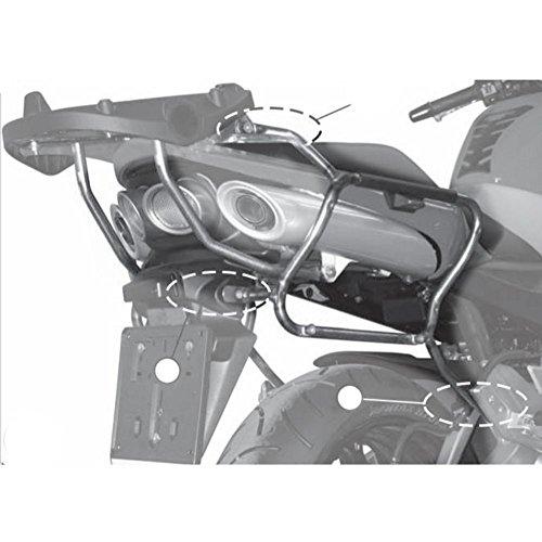 Kappa - Portavaligie Lateral para Maletas k33 monokey Side klx538 Suzuki GSR 600 (>) 04 11