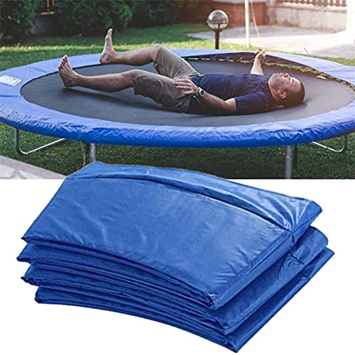 TXDTX-Raincoat Trampoline Replacement Safety Pad, Waterproof Surround Spring Pad, Thick Foam Padding - Trampolines Round Spring Pad,14ft