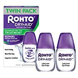 Best Eye Drops For Dry Eyes - Rohto Dry-Aid Eye Relief Lubricant Eye Drops, 0.34 Review