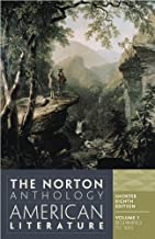 Best norton anthology of american literature shorter 8th edition online Reviews