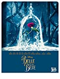 Disney La Belle et la Bête 2017 SteelBook Blu-ray 3D 2D Version Française (Import...