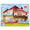 """Bluey Family Home Playset with 2.5"""" poseable Figure from Moose Toys"""