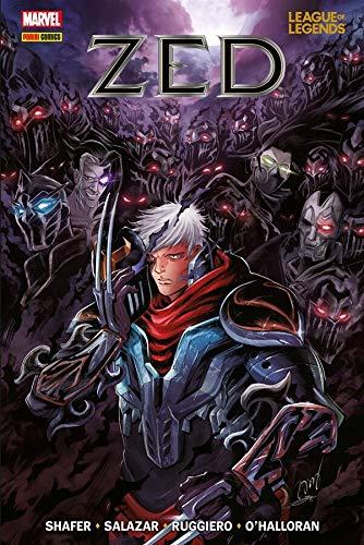 League Of Legends: Zed (capa Variante)