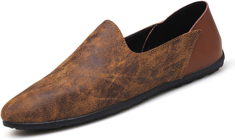 HTAO HTAO HTAO Casual mocka Penny mode Slip on skor för män  leverans kvalitet produkt